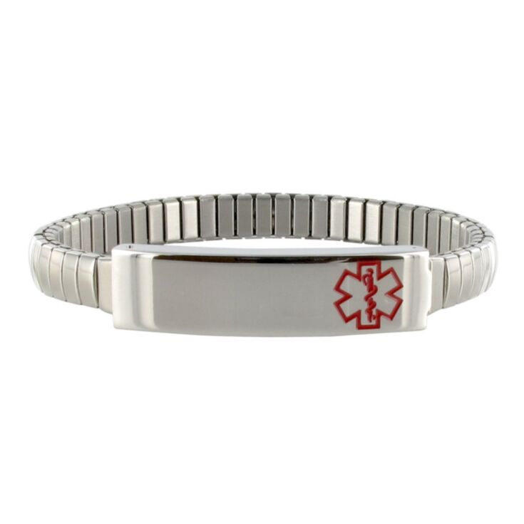 Women's Stainless Steel Expansion Band