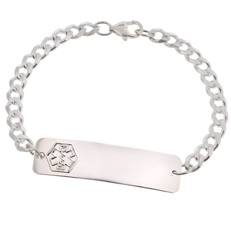 Sterling Silver Classic Bracelet