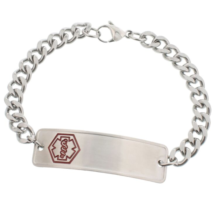 Stainless Steel Classic Bracelet